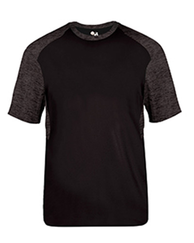 Badger 2178 - Youth Tonal Blend Panel Short Sleeve T-...