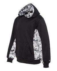 Badger 2464 - Digital Camo Youth Colorblock Performance ...