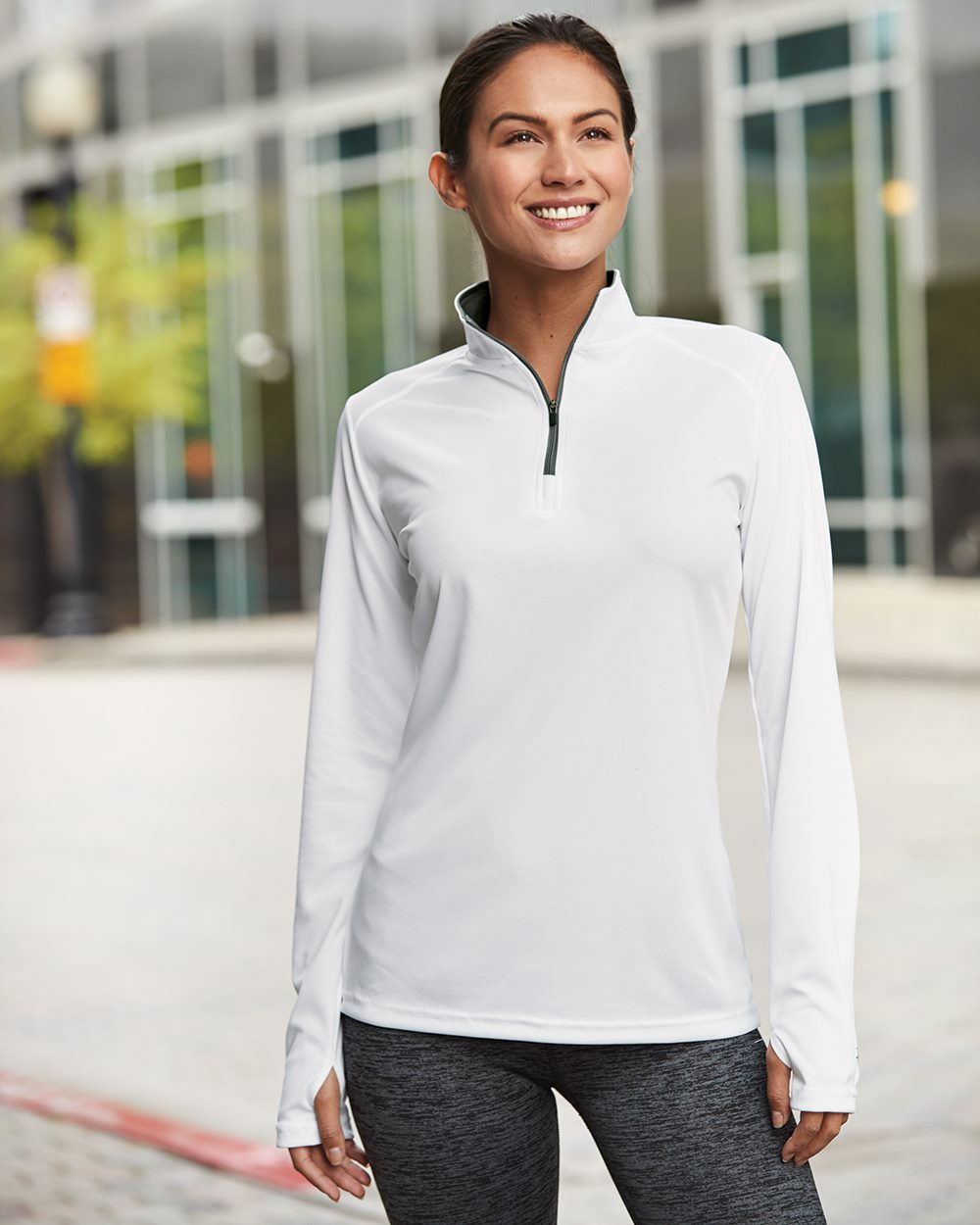 Badger 4103 - B-Core Women's Quarter-Zip
