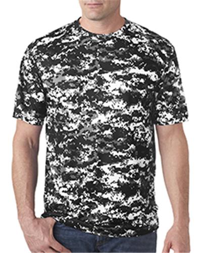 Badger 4180 - Adult Digital Short-Sleeve T-Shirt