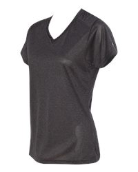 Badger 4362 - Pro Heather Women's V Neck Tee Shirt
