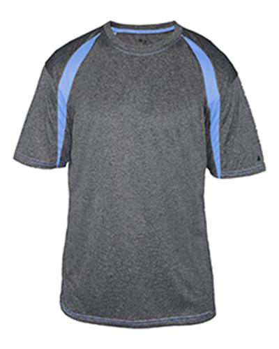 Badger B4340 - Adult Fusion Short-Sleeve T-Shirt