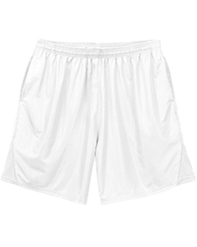 """Badger BD4110 - Adult 9"""" BT5 Performance Trainer Shorts With Pockets"""