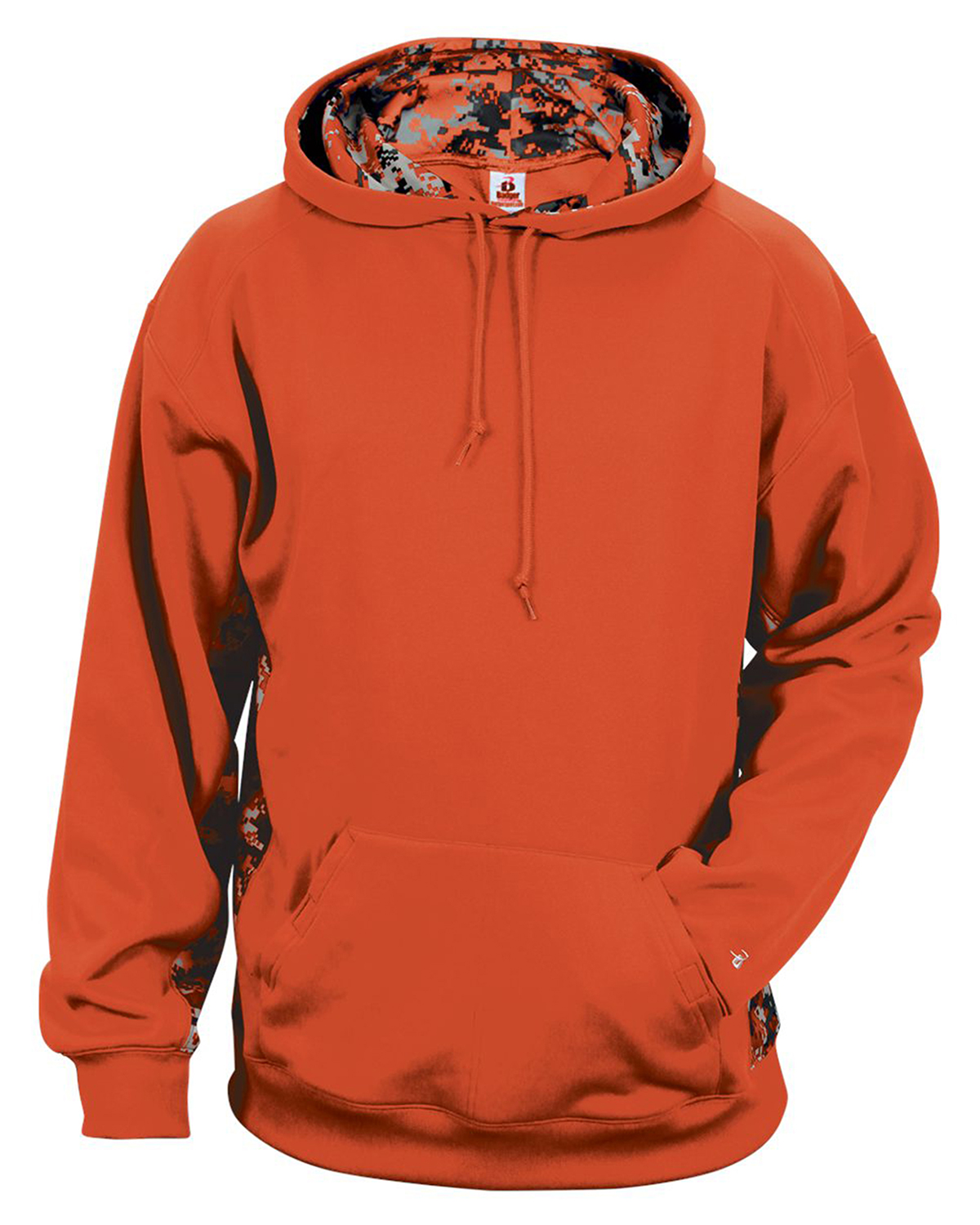 Badger Sport 1464 - Adult Digital Color Block Hooded ...