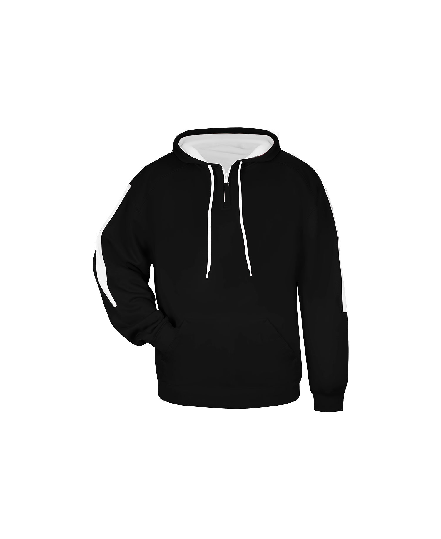 Badger Sport 2456 - Youth Sideline Fleece Hood