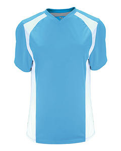 """Badger Sport 6171 - B-Core Ladies """"Triple Play"""" Contrast Panel Athletic Jersey"""