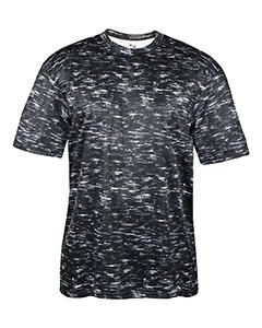 Badger Sport B2190 - Youth Static Short-Sleeve T-Shirt