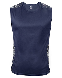 Badger Sport B4532 - Digital Sleeveless Tight-Fit Tee