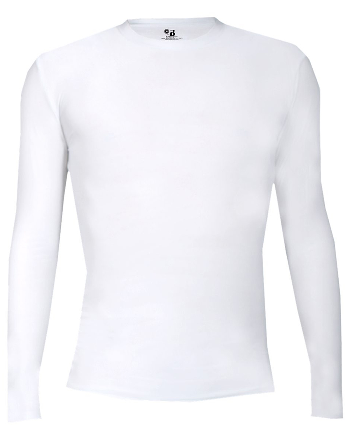 Badger Sport B4605 - Adult Pro-Compression Long Sleeve ...