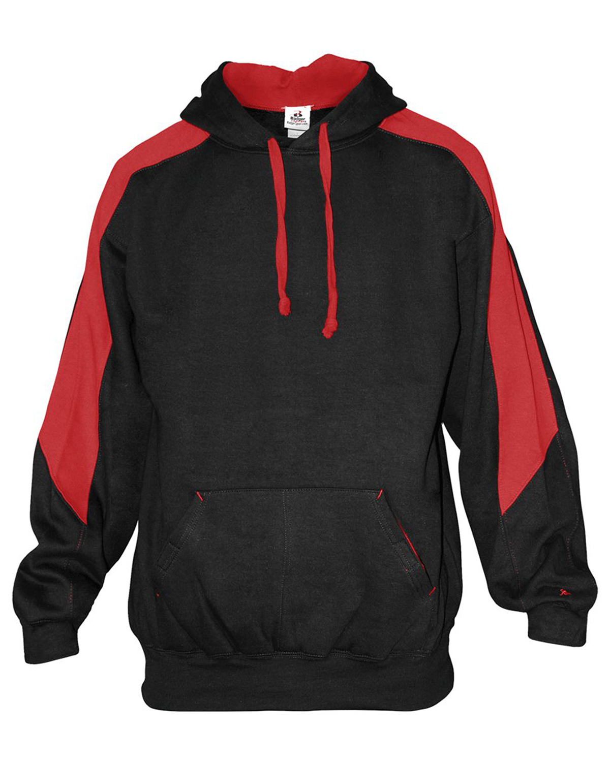 Badger Sport BD1265 - Adult Saber Hooded Fleece
