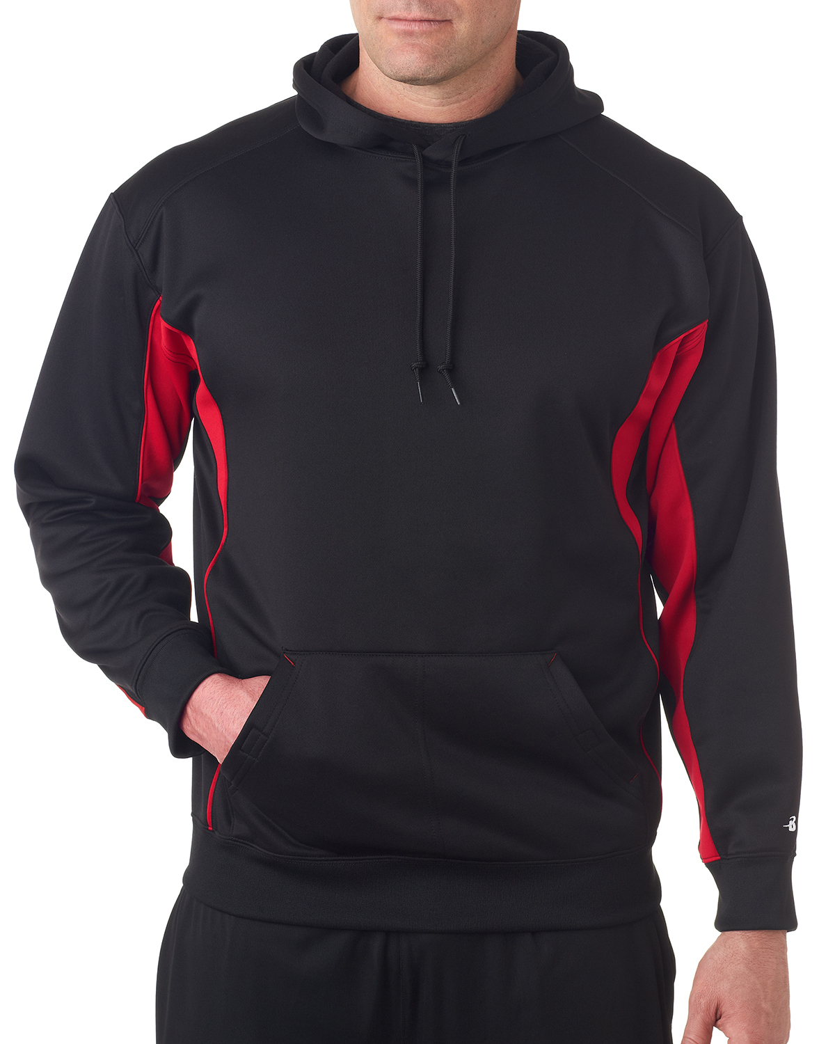 Badger Sport BD1465 - Adult Drive Hooded Fleece