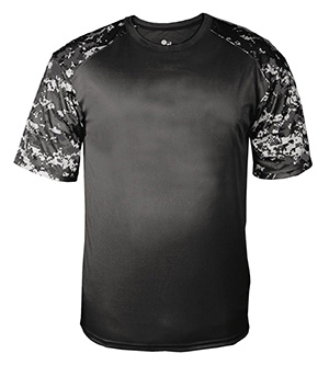 BADGER SPORT BD4152 - DIGITAL ADULT TEE