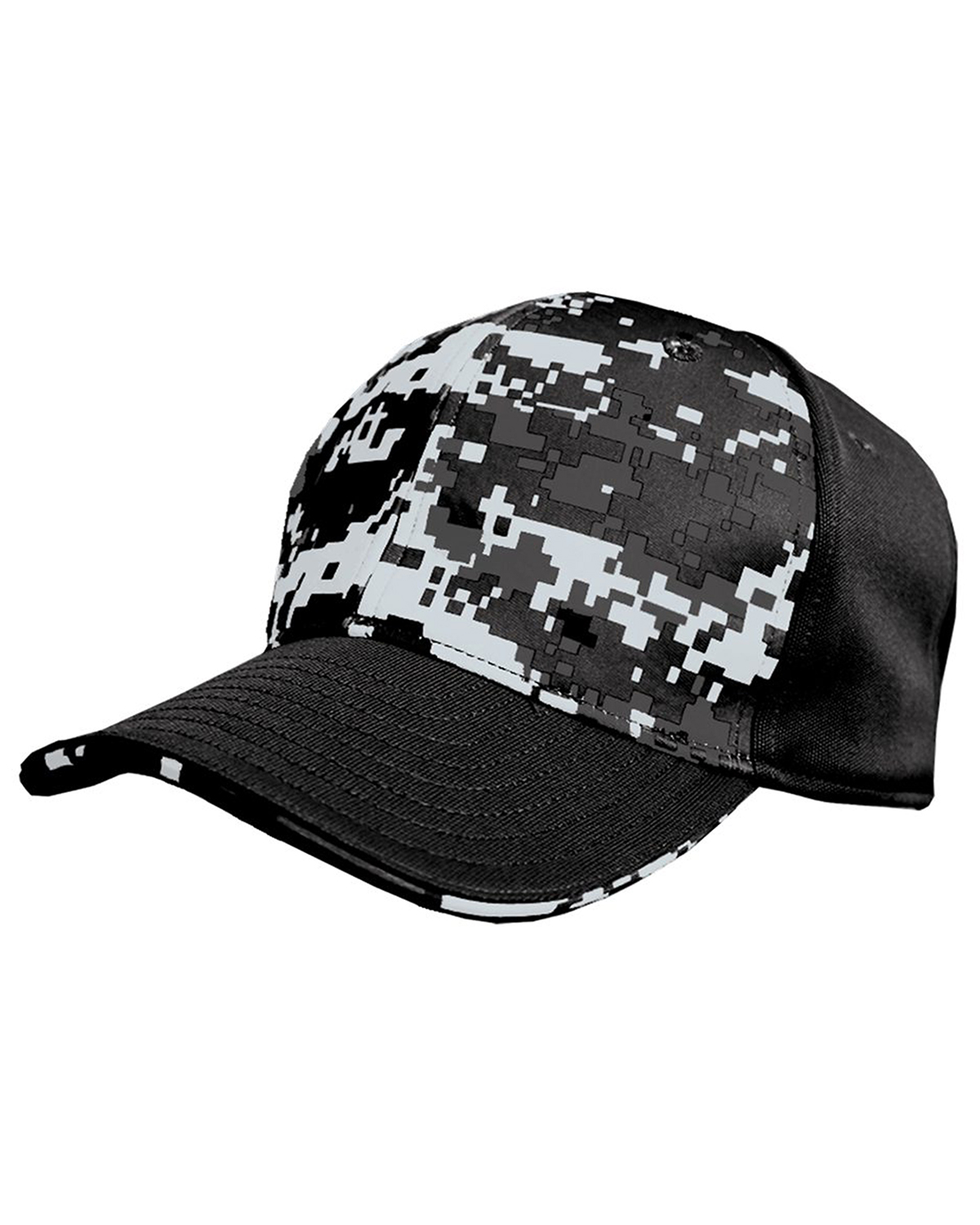 Badger Sport S325 - Digital Front Panel Cap