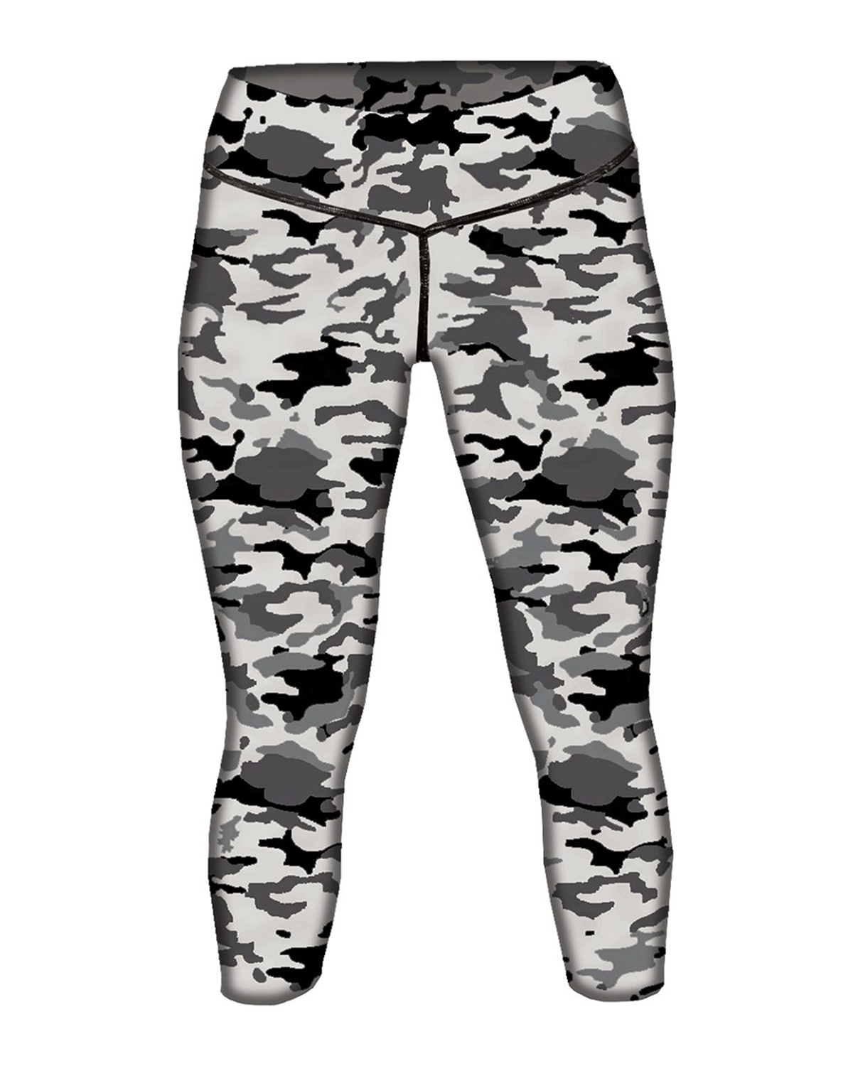 Badger Sport Sport 4624 - Ladies' Camo Tights
