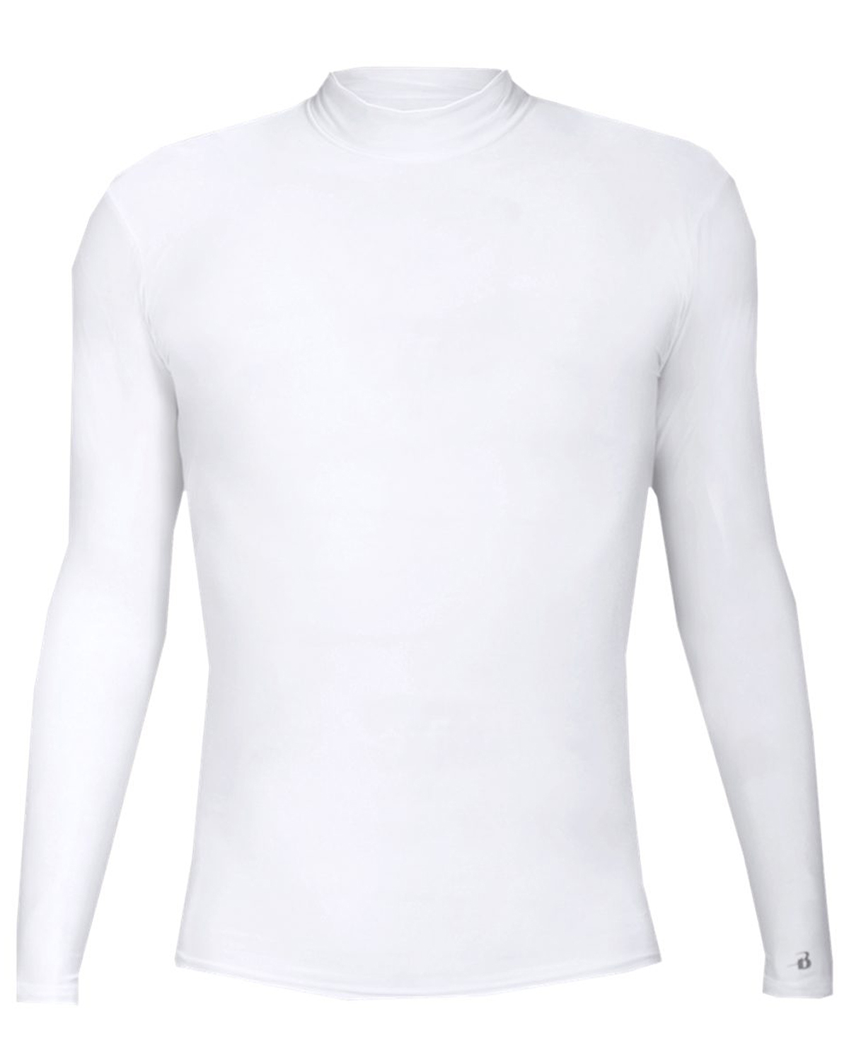 Badger Sport Sport 4756 - B-Hot Long Sleeve Mock Neck ...