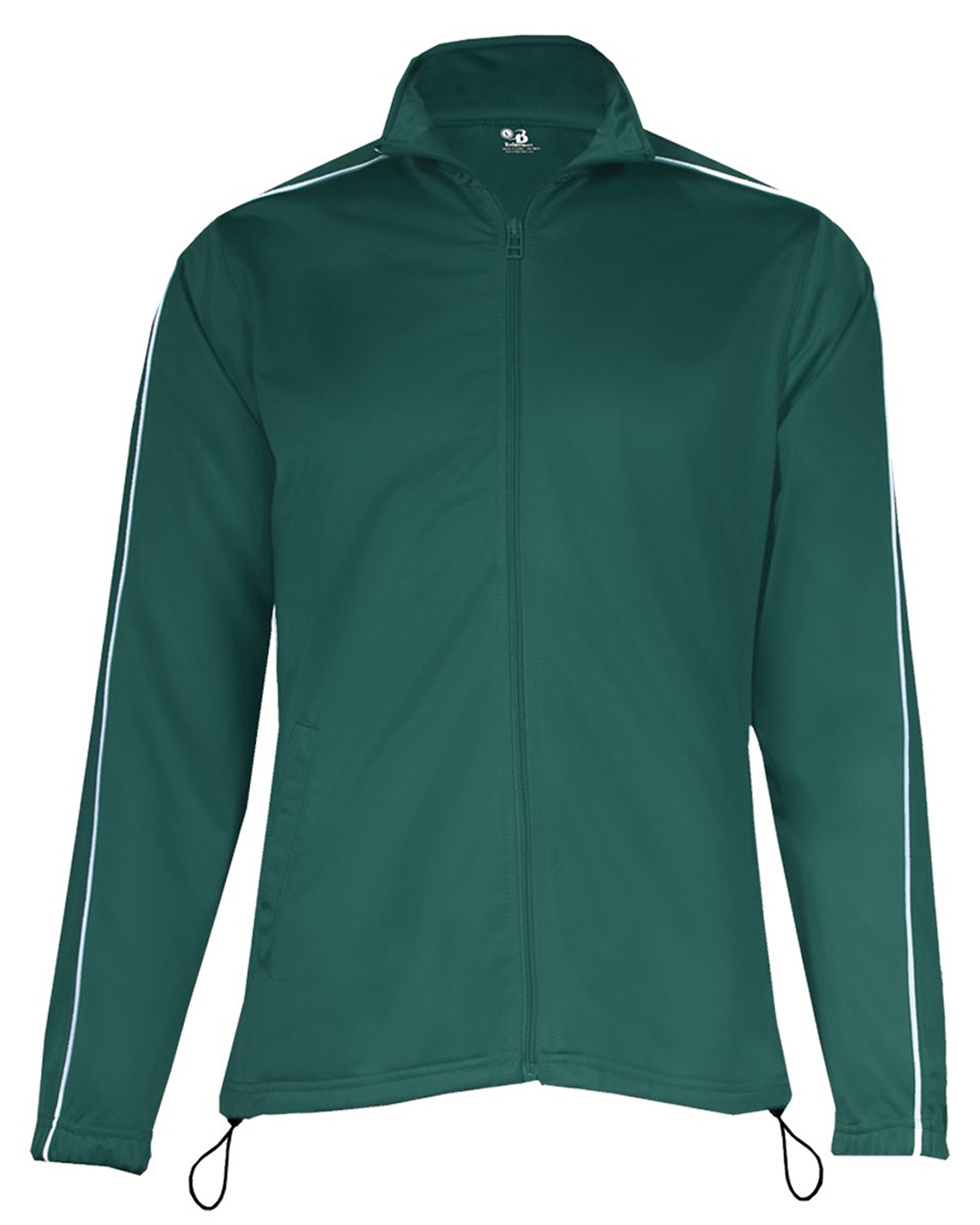 Badger Sport 7901 - Ladies' Brushed Tricot Razor Jacket