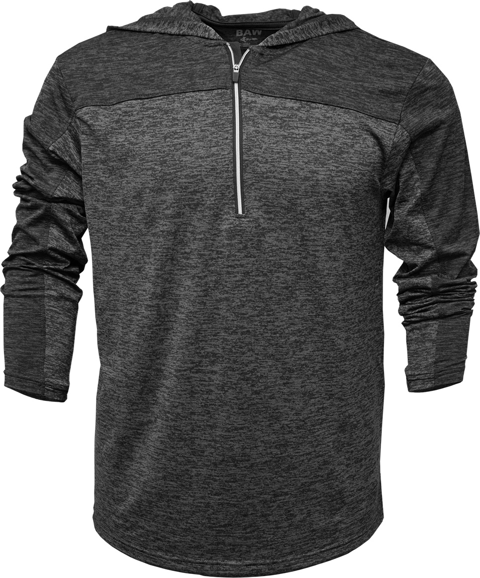BAW Athletic Wear DT724 - Adult Dry-Tek Vintage Hoodies