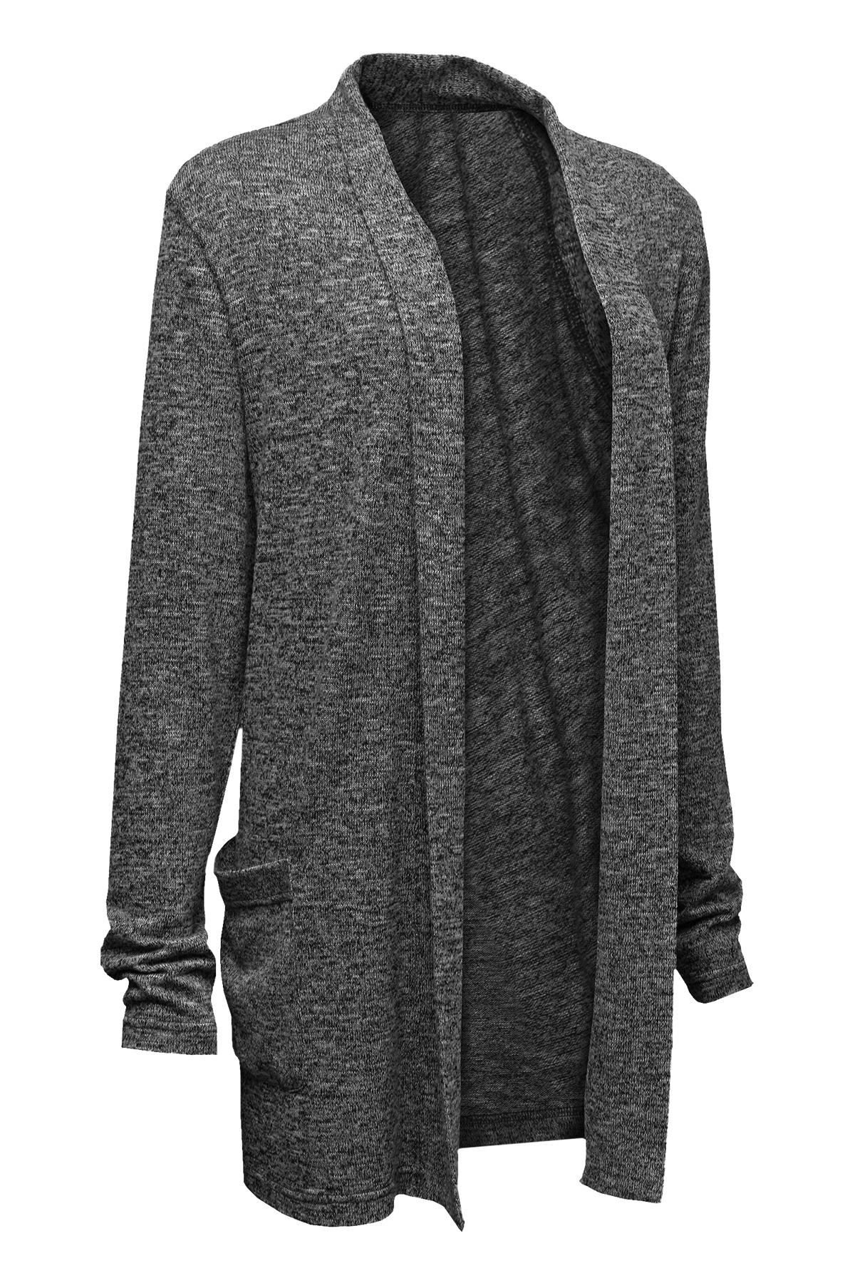 BAW Athletic Wear LC230 - Ladies Easy Fit Cardigan