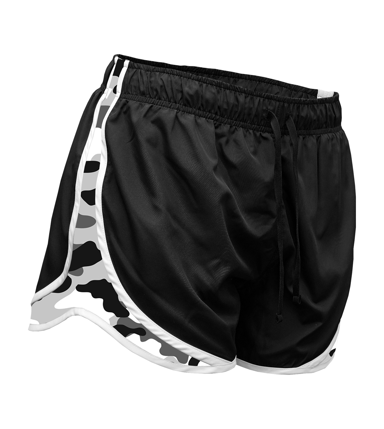 BAW Athletic Wear S701 - Ladies Running Short