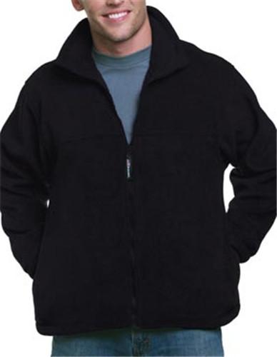 Bayside 1130 - Full Zip Fleece Jacket