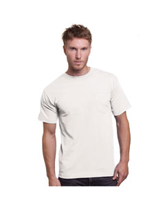 Bayside BA3015 - Adult Union Made Pocket Tee