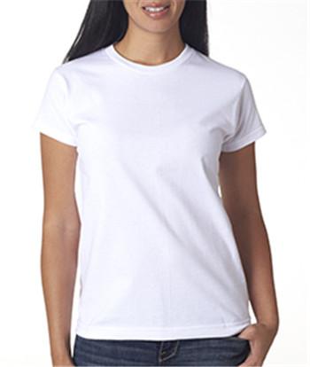 Bayside BA3325 - Ladies' Short-Sleeve Tee