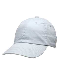 Bayside BA3630 Unstructured Washed Twill Cap