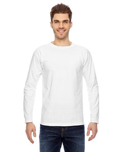 Bayside BA6100 - 6.1 oz. Long-Sleeve Basic T-Shirt