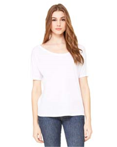 Bella+Canvas 8816T - Ladies' Slouchy T-Shirt (Size 3XL)...