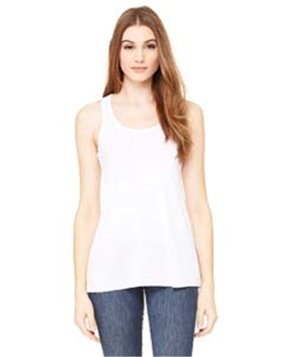Bella+Canvas B8800T - Ladies' Flowy Racerback Tank (3XL)