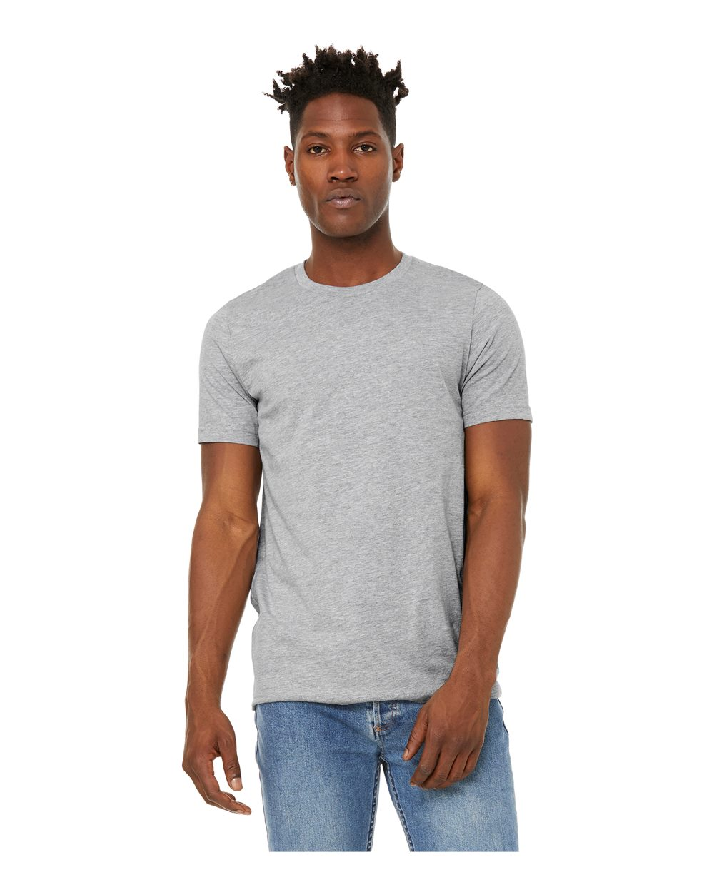 Bella + Canvas 3301 - Unisex Sueded Tee