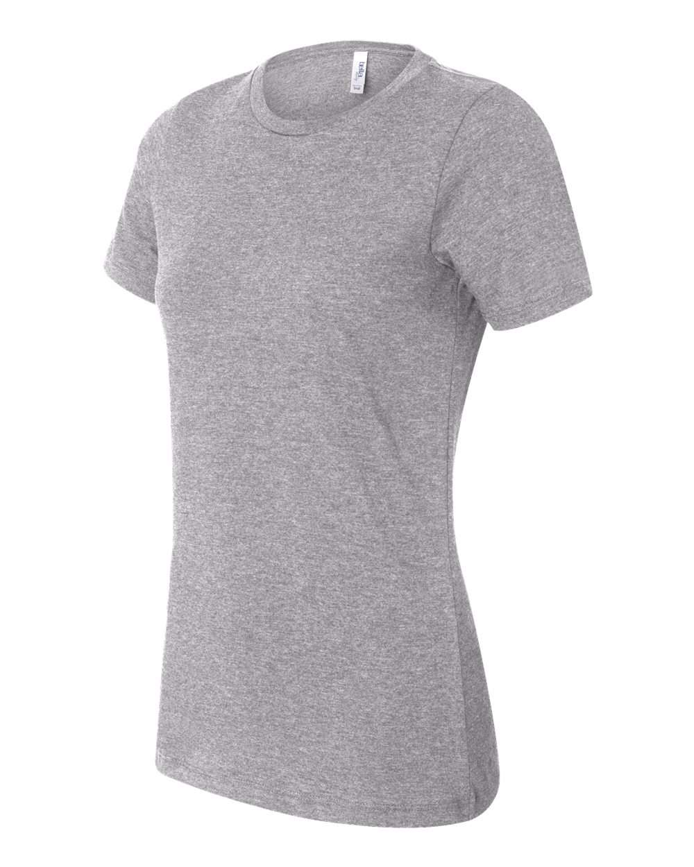 Bella+Canvas 6400CVC - Women's Relaxed Heather CVC Short Sleeve Shirt