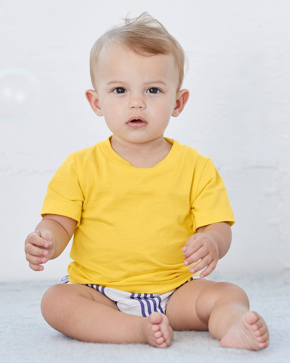 Bella + Canvas 3001B - Baby Short Sleeve Tee
