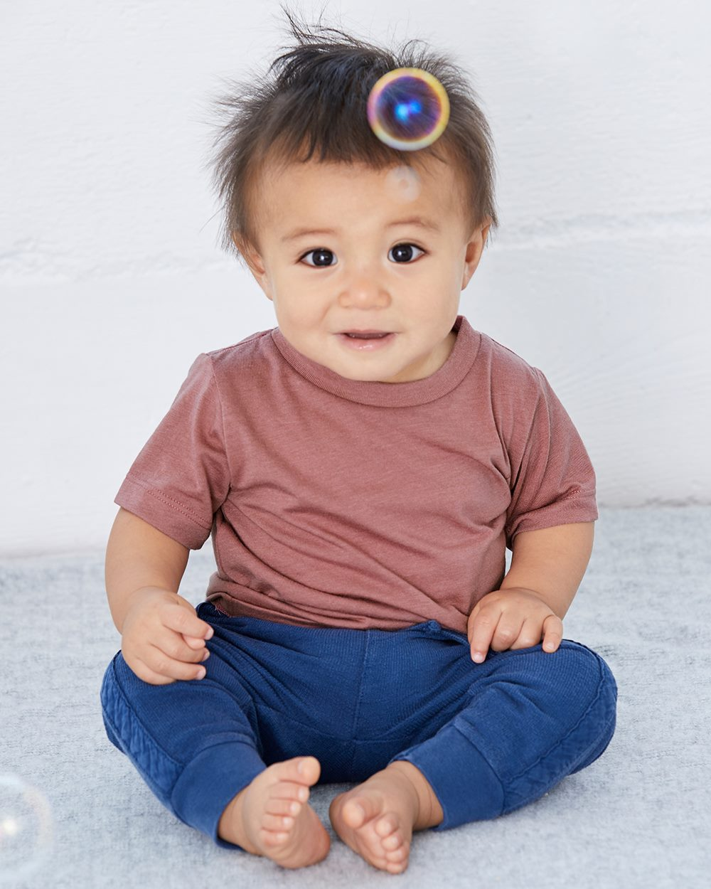 Bella + Canvas 3413B - Triblend Baby Short Sleeve Tee