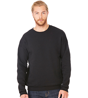 BELLA + CANVAS C3945 - UNISEX DROP SHOULDER FLEECE