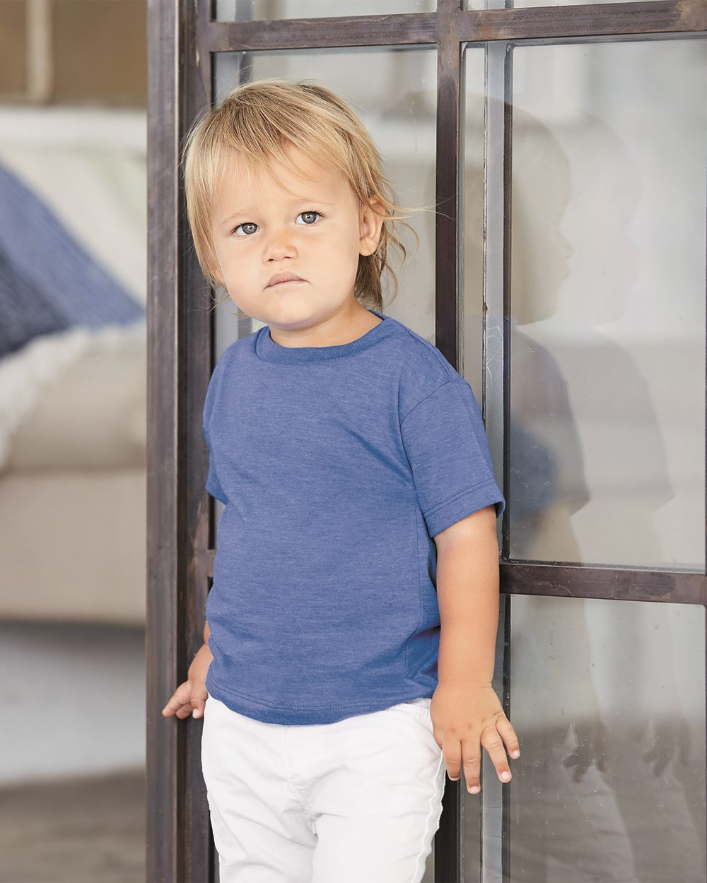 Bella + Canvas 3001T - Toddler Short Sleeve Tee