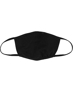 Bella + Canvas TT044 - Adult 2-Ply Reusable Face Mask 72/Pack