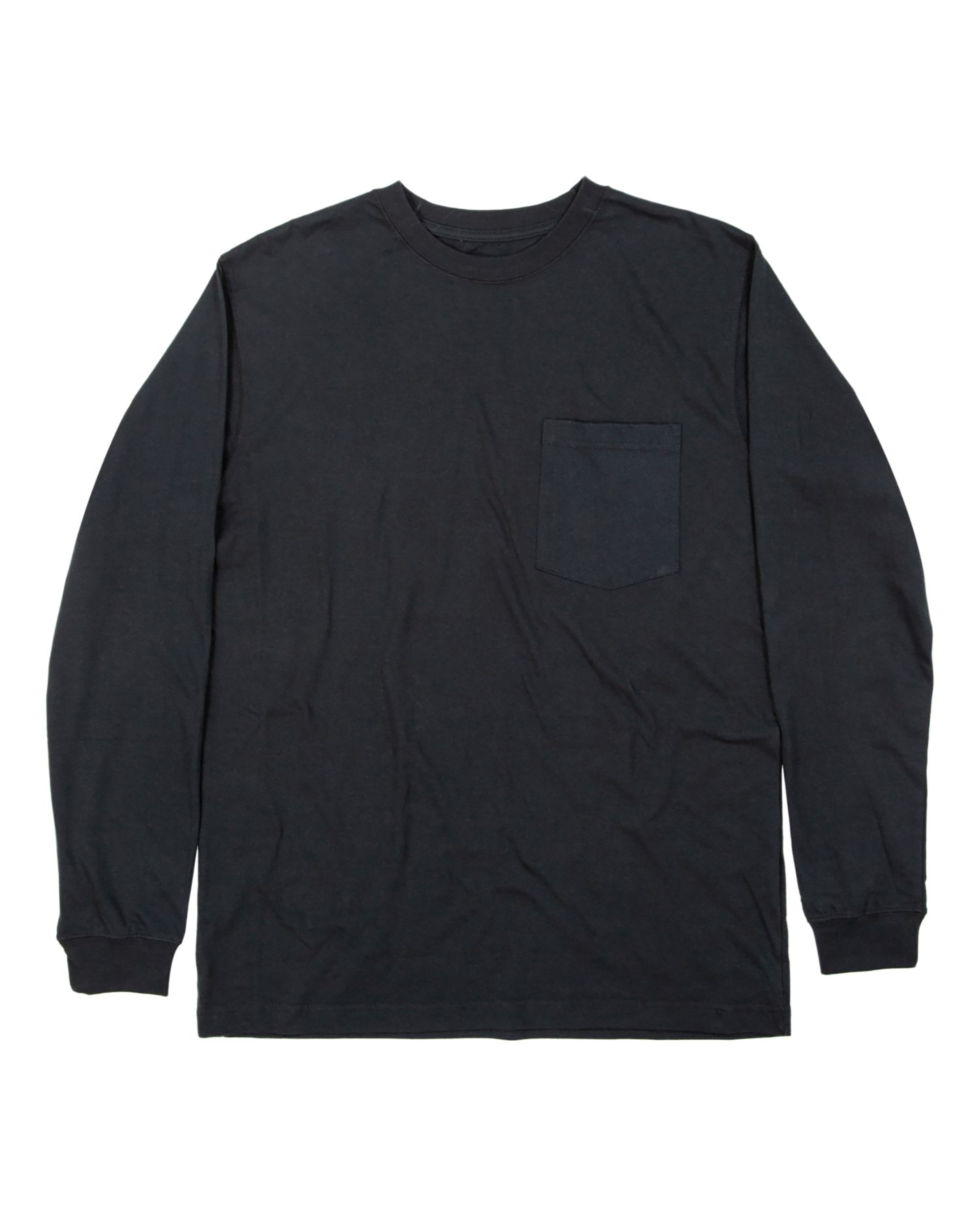 Berne Workwear BSM23 - Heavyweight Long Sleeve Pocket Tee