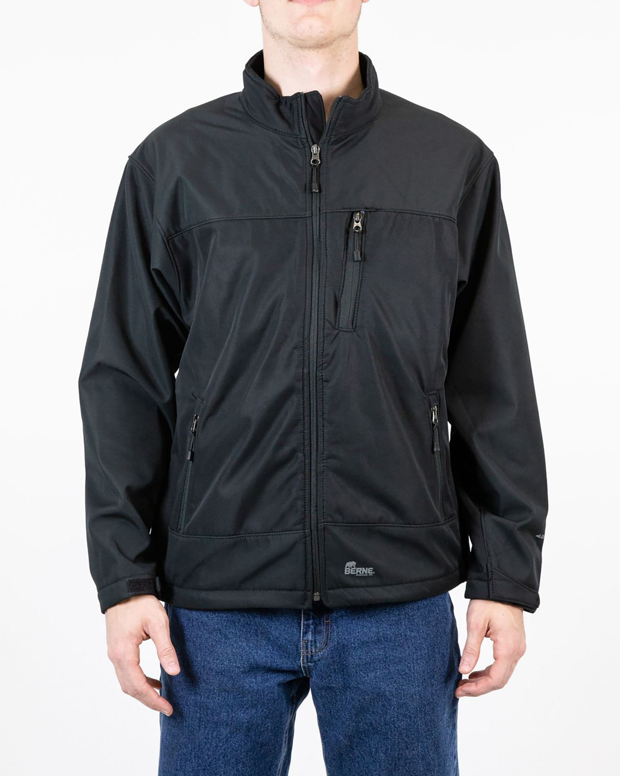 Berne Workwear JS200 - Eiger Softshell Jacket