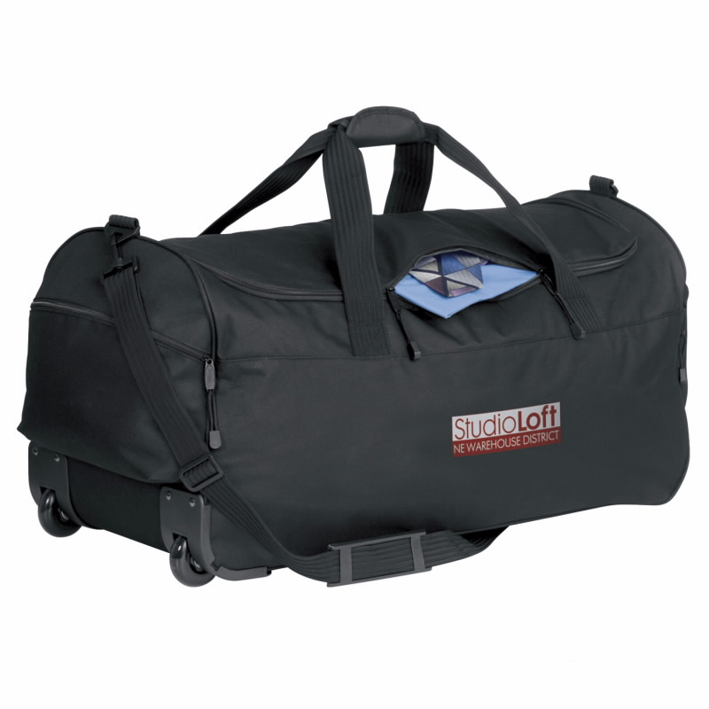 BIC Graphic 15020 Wheeled Duffel