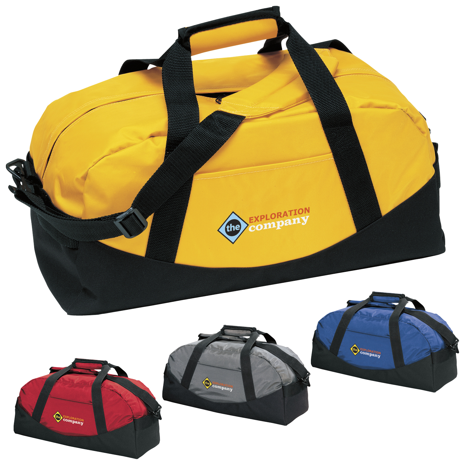 BIC Graphic 15086 Medium Classic Cargo Duffel