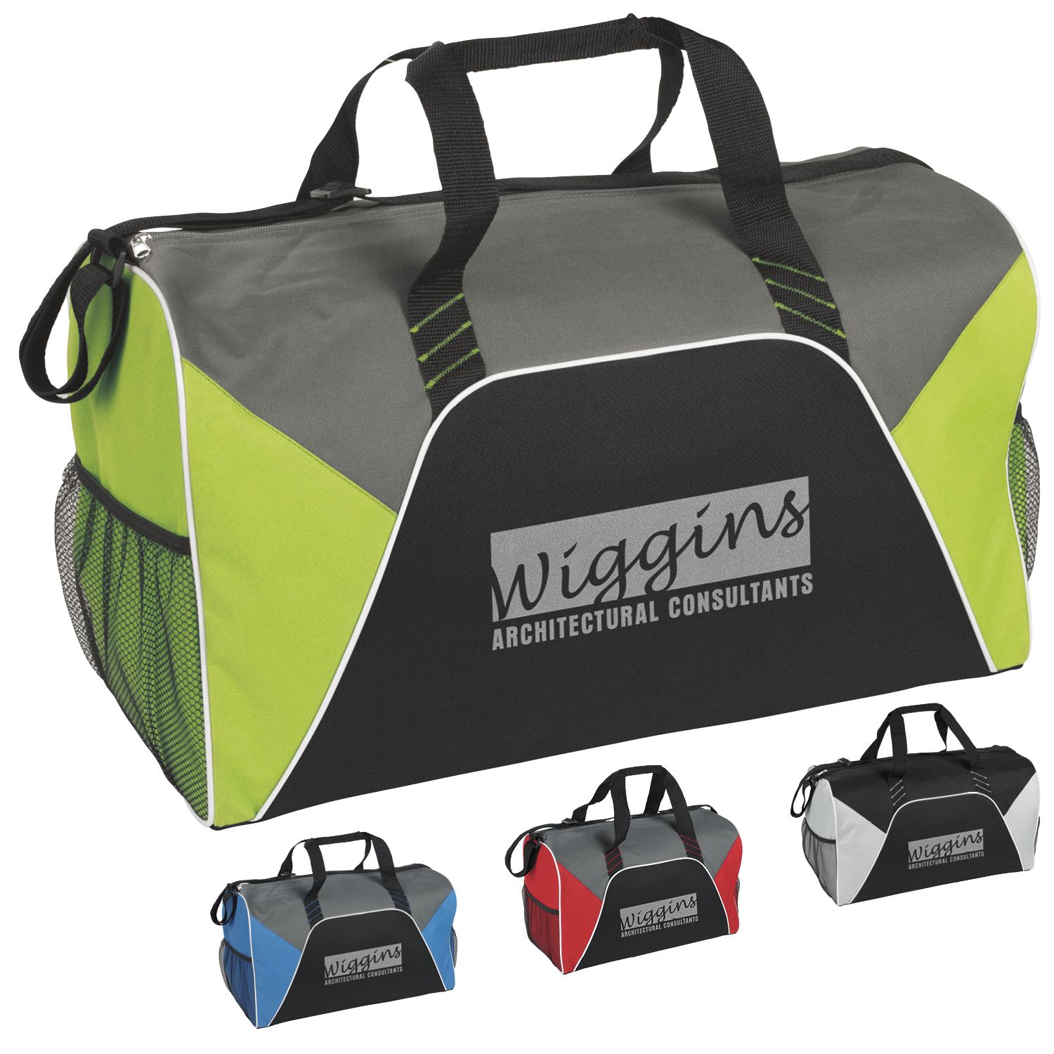 BIC Graphic 15506 Color Panel Sport Duffel