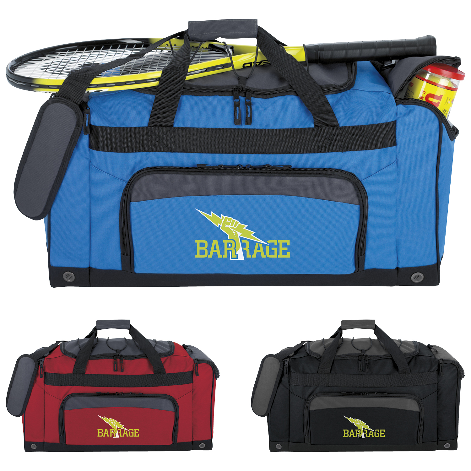 BIC Graphic 15812 Bungee Top Duffel
