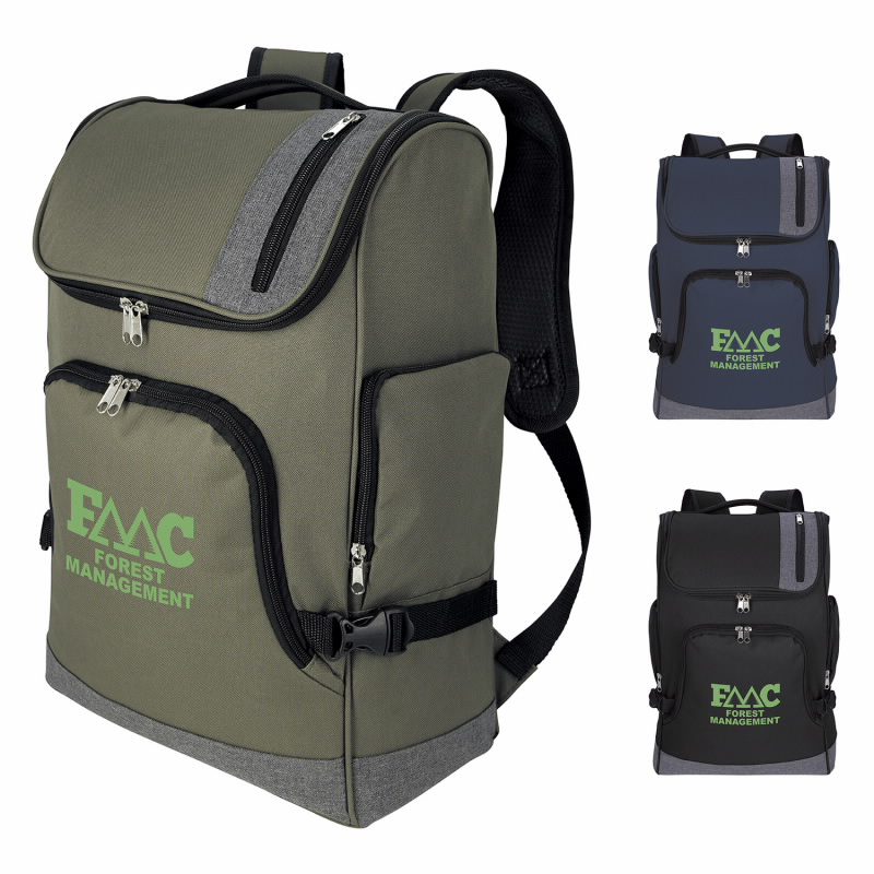 BIC Graphic 16011 Edgewood Computer Backpack