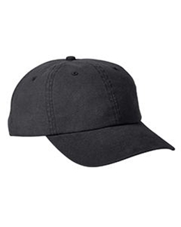Big Accessories BA610 - Heavy Washed Canvas Cap