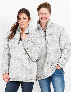 Boxercraft Q10 - Sherpa 1/4 Zip Pullover