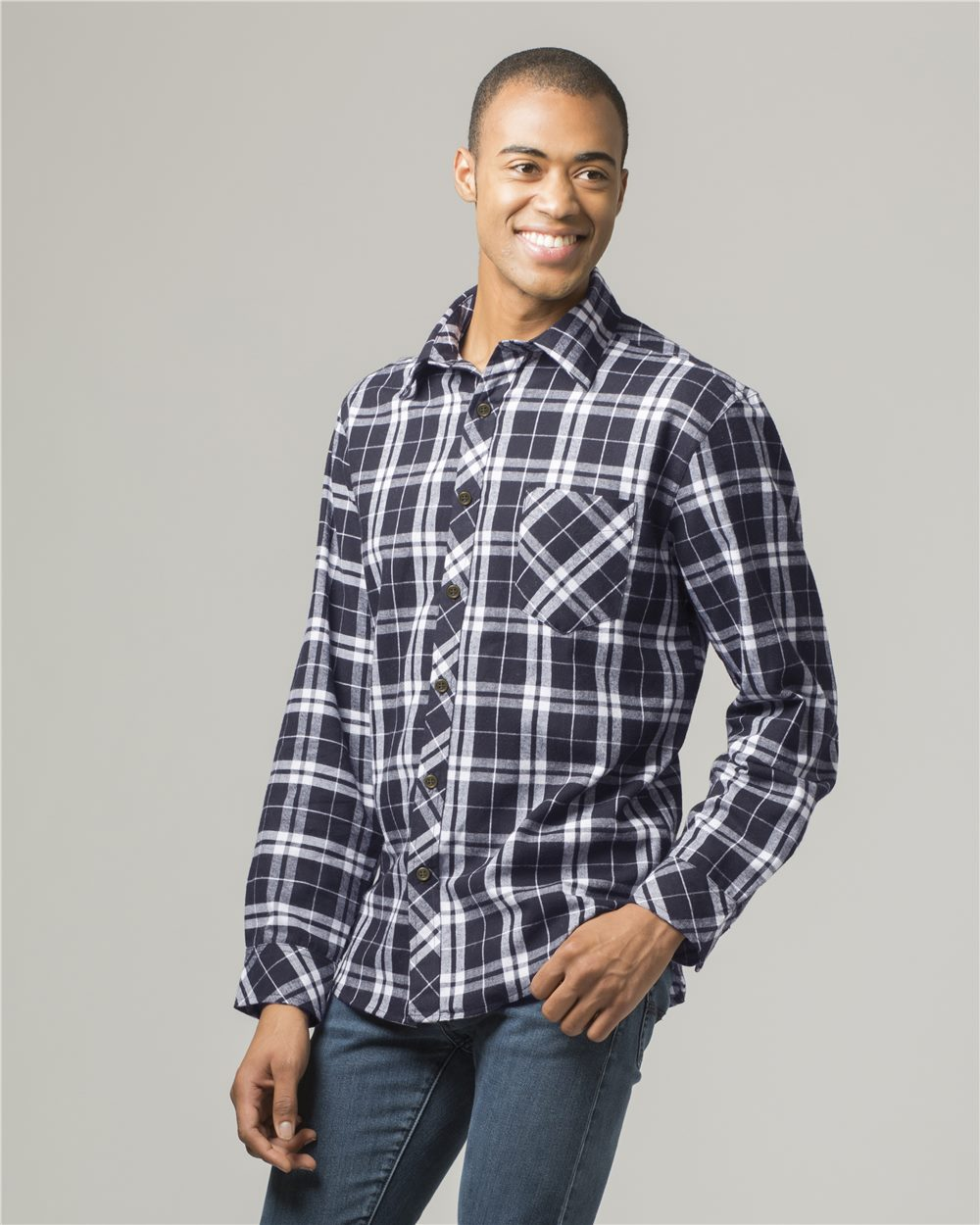 Boxercraft F51 - Men's Flannel Shirt