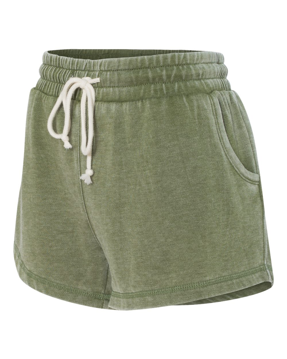 Boxercraft K11 - Women's Enzyme-Washed Rally Shorts