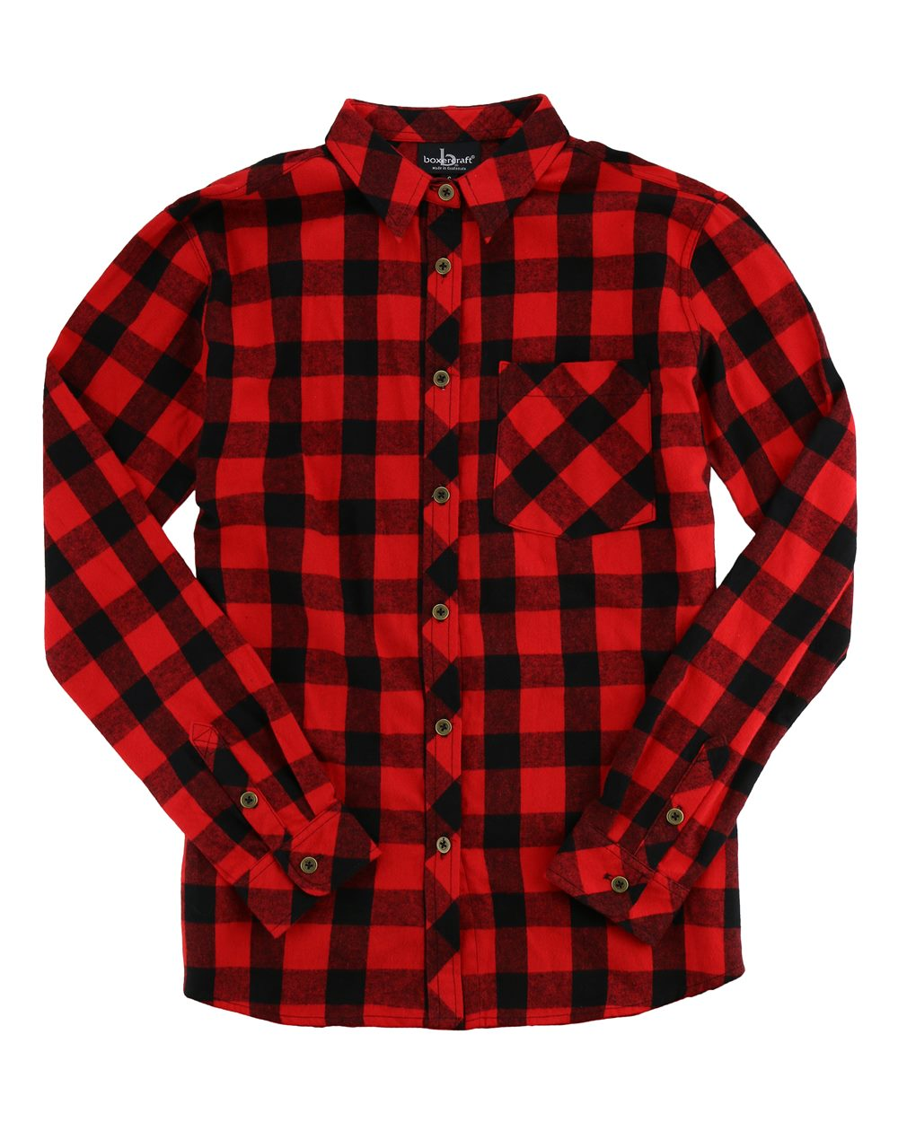 Boxercraft YF51 - Youth Flannel Shirt