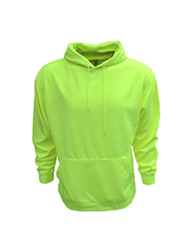 Bright Shield B309 - Adult Performance Pullover Hood with Bonded Polar Fleece